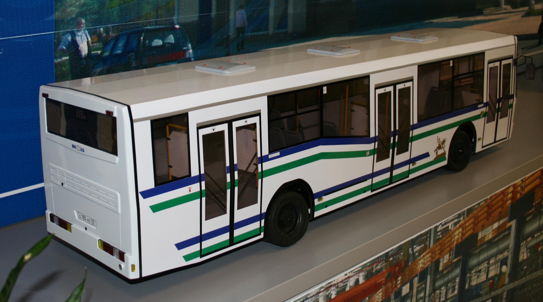 игрушечные автобусы нефаз фото
